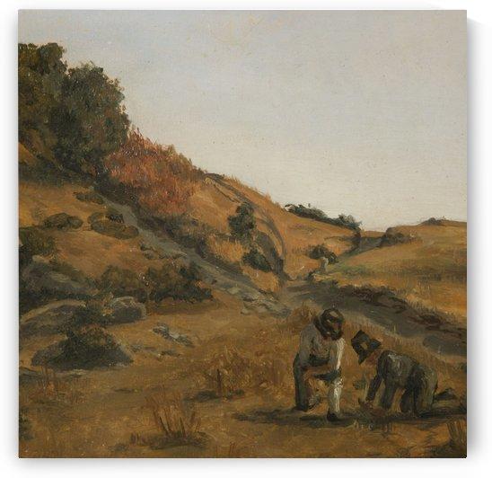 Ecole danoise vers 1840 by Johan Thomas Lundbye