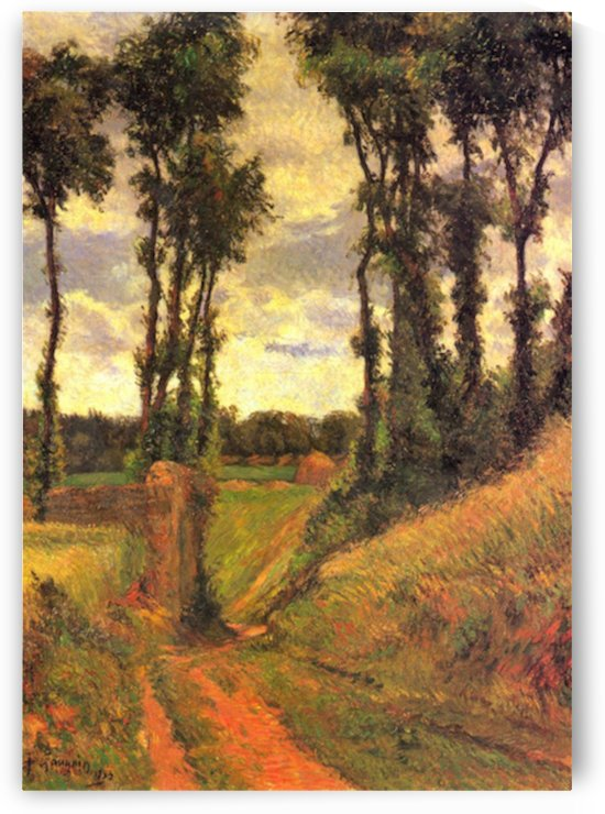 Pamplin by Gauguin by Gauguin