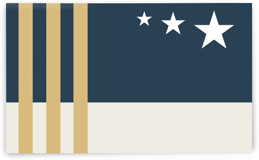 Fargo North Dakota Flag by Fun With Flags
