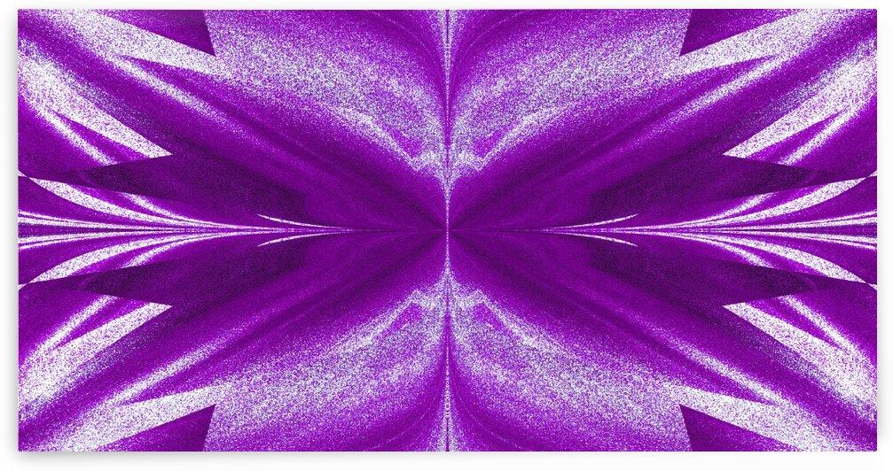 Butterfly In Purple by Sherrie Larch