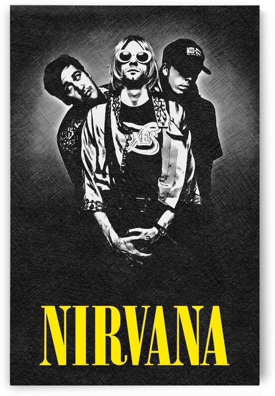 Nirvana by Bob Frase