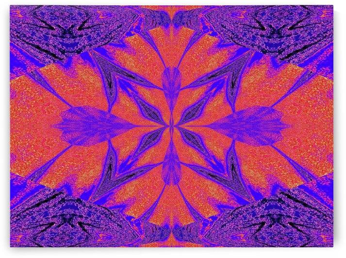 Purple Butterfly In Sunshine 1 by Sherrie Larch