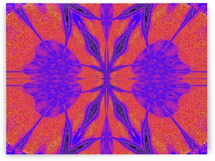 Purple Butterfly In Sunshine 2 by Sherrie Larch