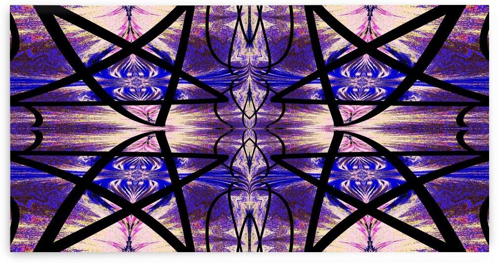 Twilight Butterfly In Flight by Sherrie Larch