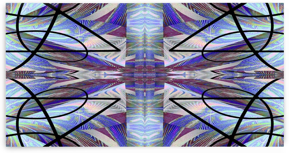 Butterfly In A Time Warp by Sherrie Larch