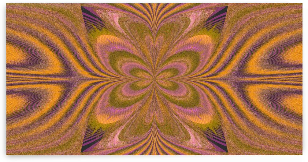 Disco Butterfly 3 by Sherrie Larch