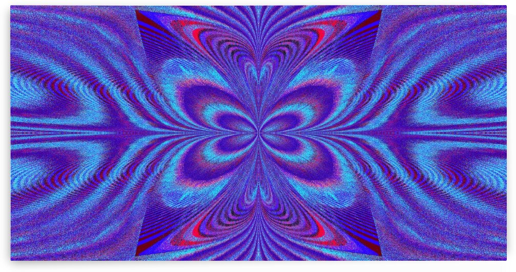 Disco Butterfly 14 by Sherrie Larch