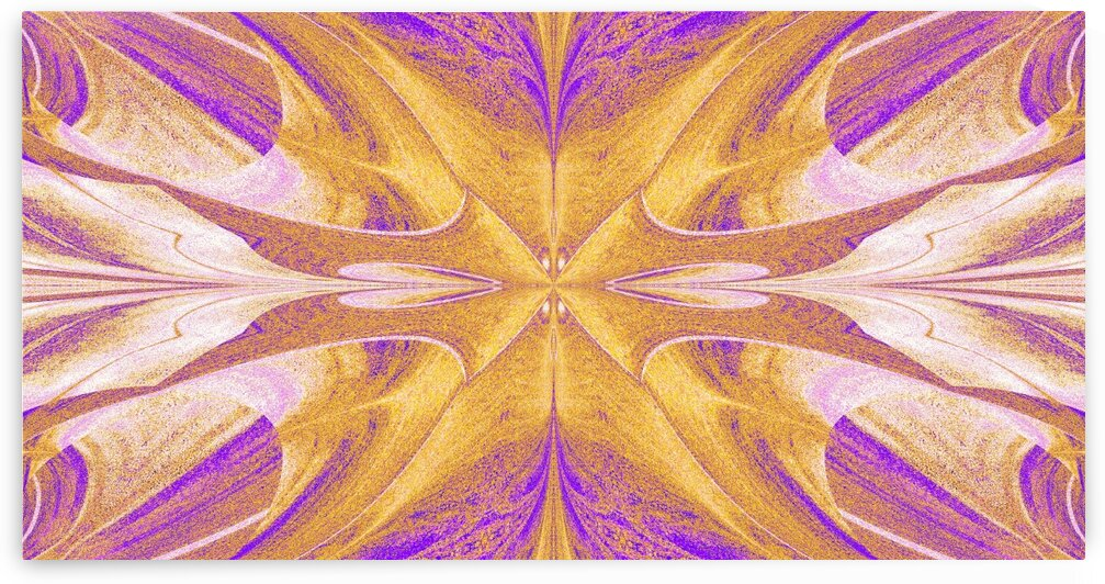 Butterfly Of Saturn 2 by Sherrie Larch