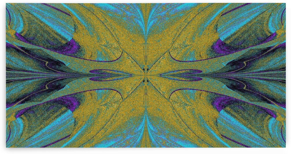 Butterfly Of Saturn 26 by Sherrie Larch