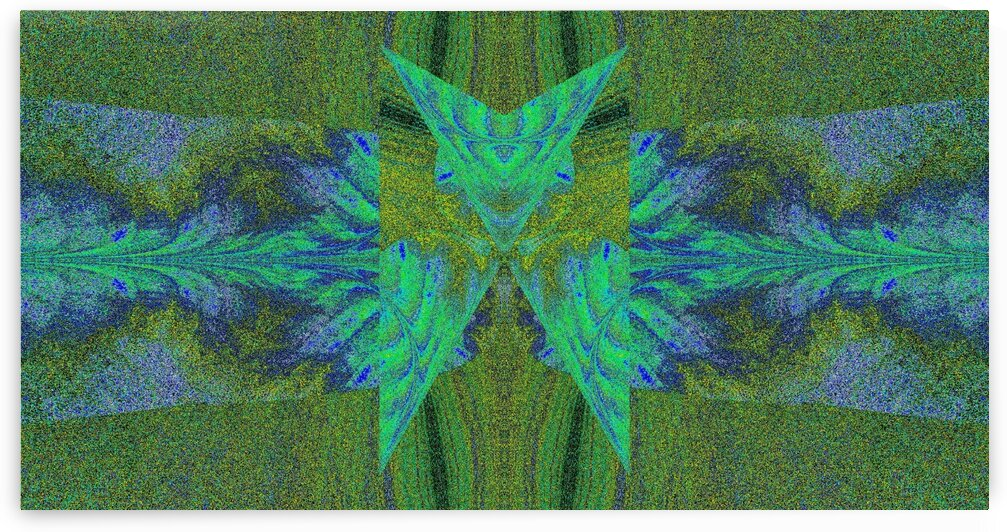 Strange Butterfly 4 by Sherrie Larch