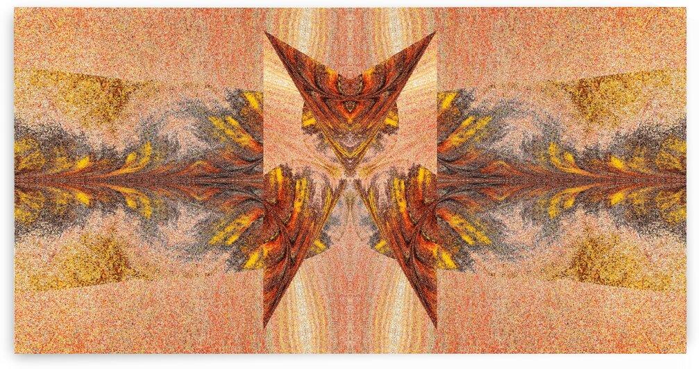 Strange Butterfly 7 by Sherrie Larch