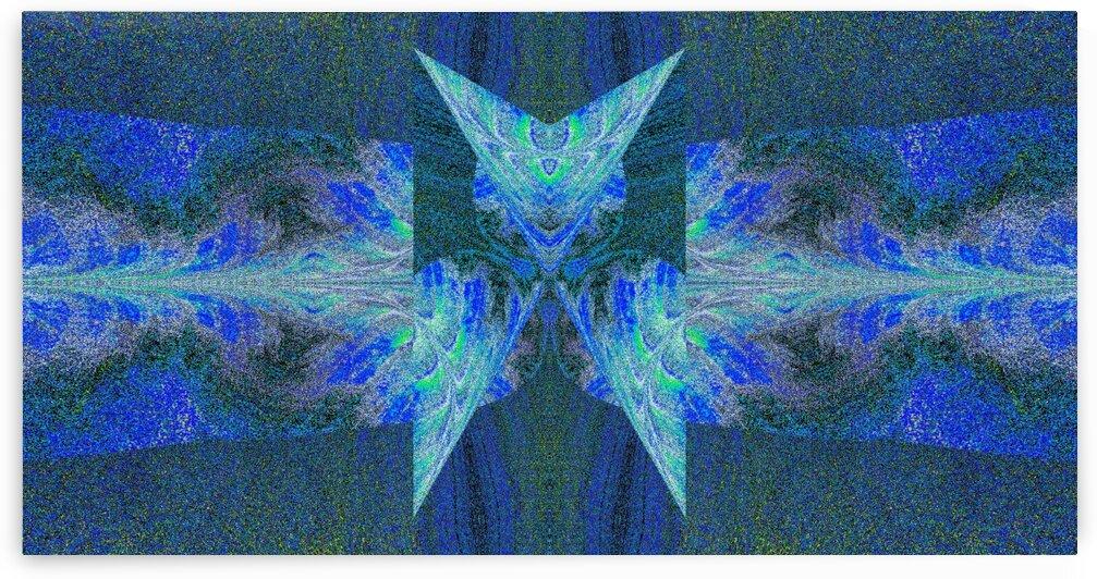 Strange Butterfly 16 by Sherrie Larch