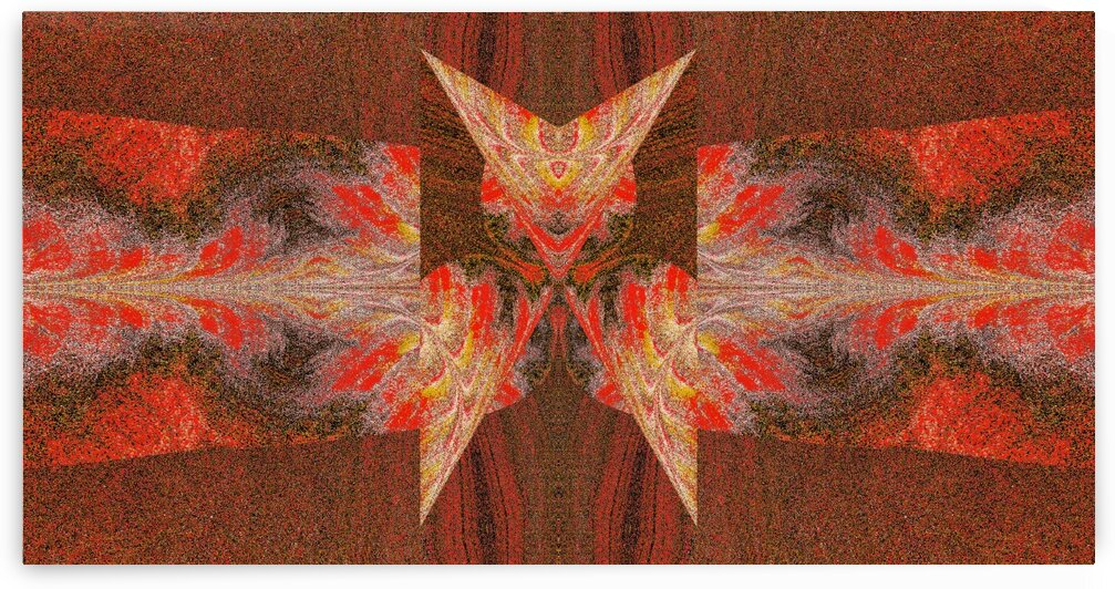Strange Butterfly 19 by Sherrie Larch
