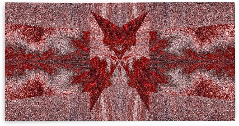 Strange Butterfly 21 by Sherrie Larch