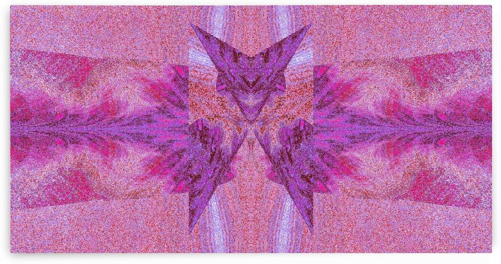 Strange Butterfly 24 by Sherrie Larch