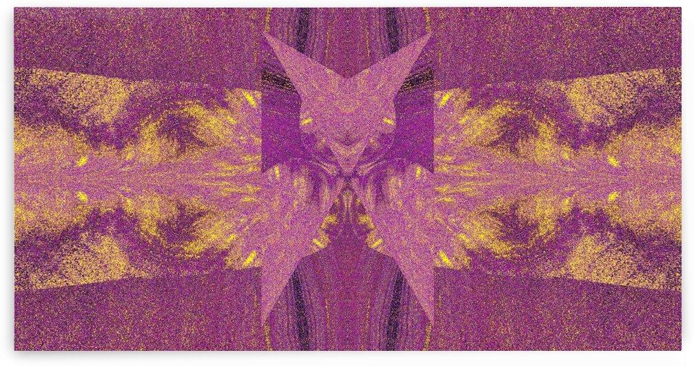 Strange Butterfly 25 by Sherrie Larch