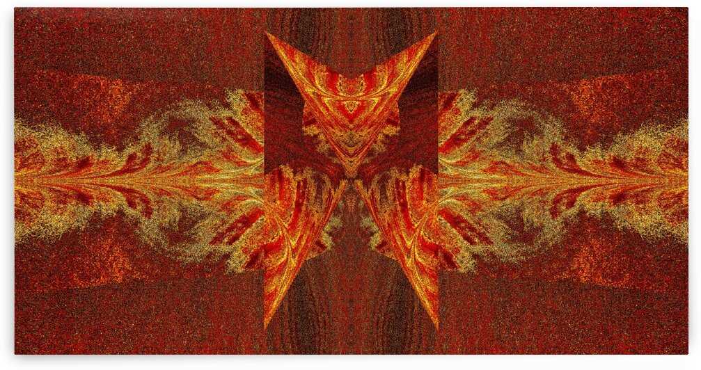 Strange Butterfly 28 by Sherrie Larch