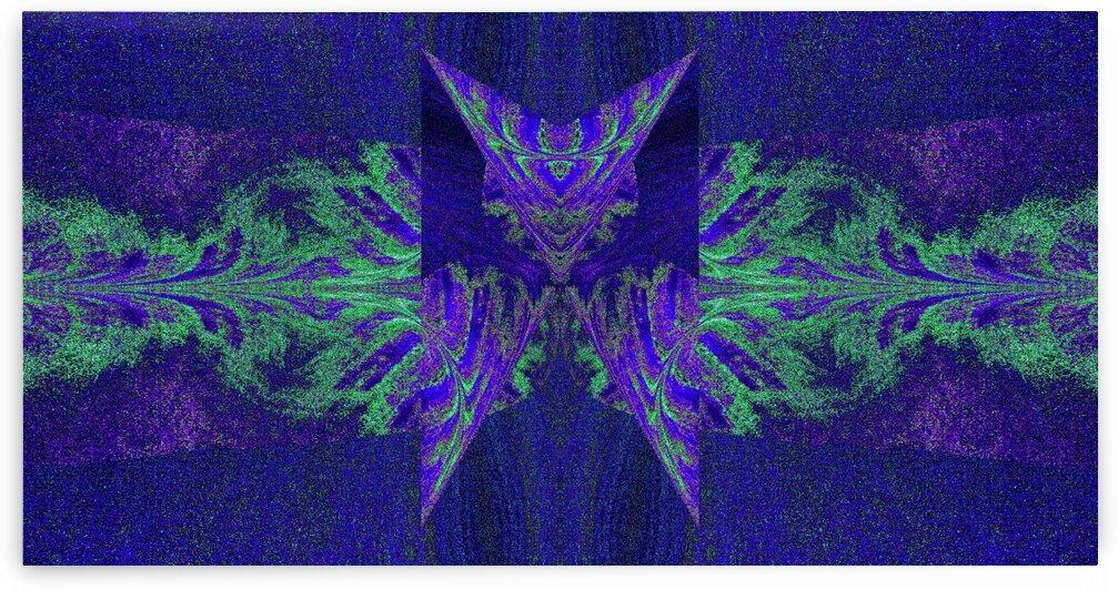 Strange Butterfly 29 by Sherrie Larch