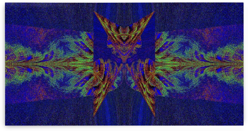 Strange Butterfly 30 by Sherrie Larch