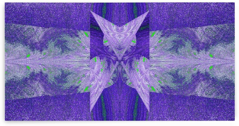 Strange Butterfly 31 by Sherrie Larch