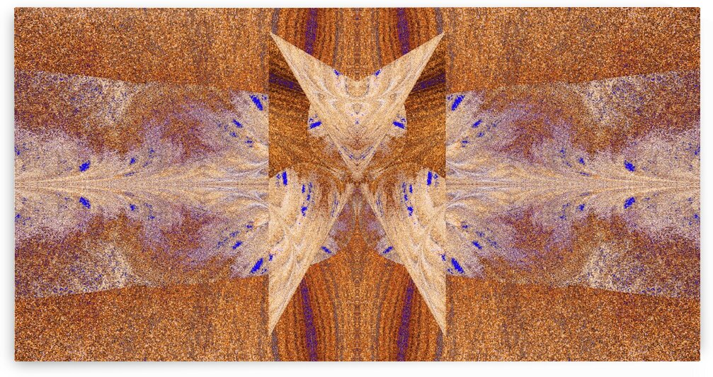 Strange Butterfly 32 by Sherrie Larch