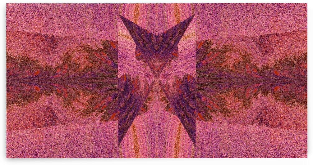 Strange Butterfly 36 by Sherrie Larch