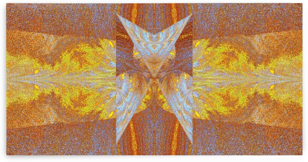 Strange Butterfly 37 by Sherrie Larch