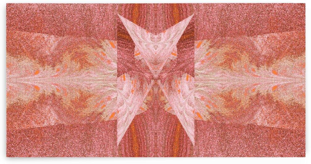 Strange Butterfly 38 by Sherrie Larch
