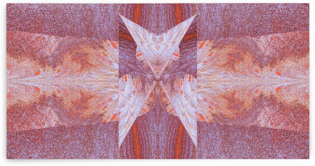 Strange Butterfly 39 by Sherrie Larch