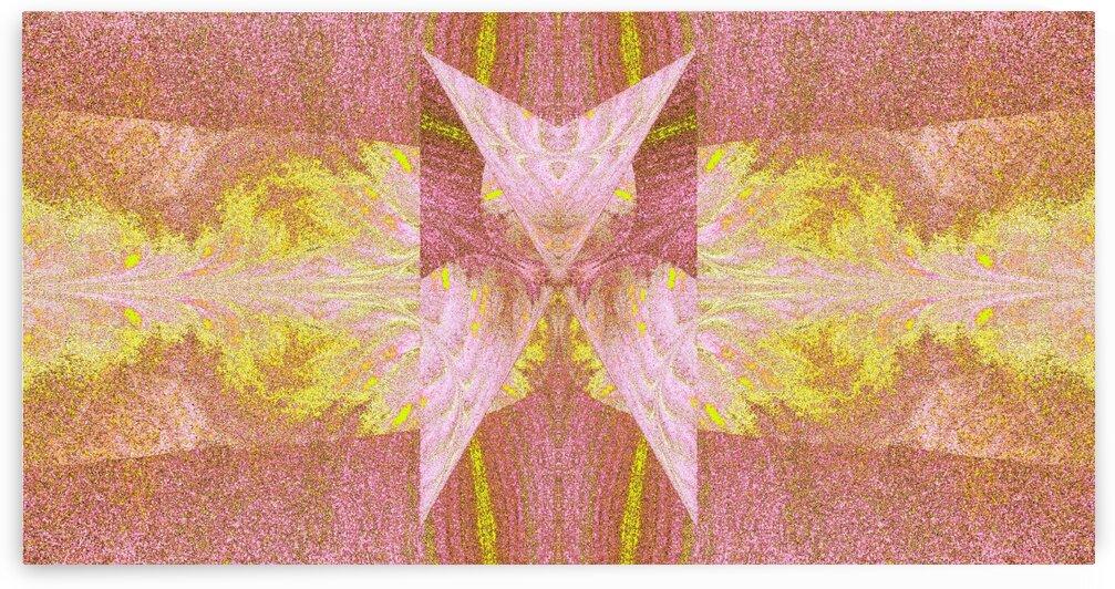 Strange Butterfly 40 by Sherrie Larch