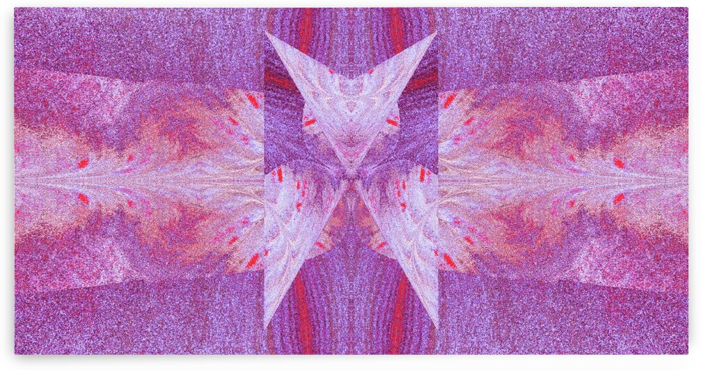 Strange Butterfly 41 by Sherrie Larch