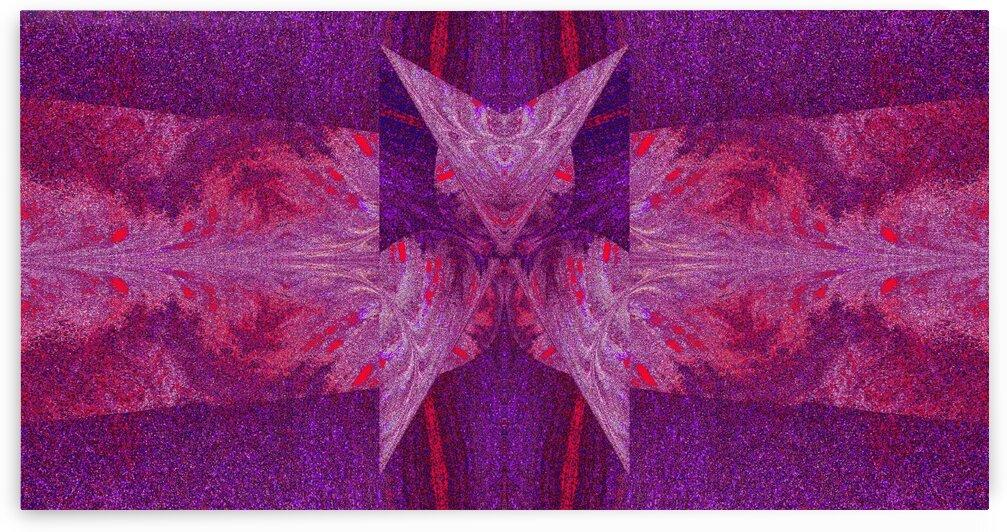 Strange Butterfly 43 by Sherrie Larch