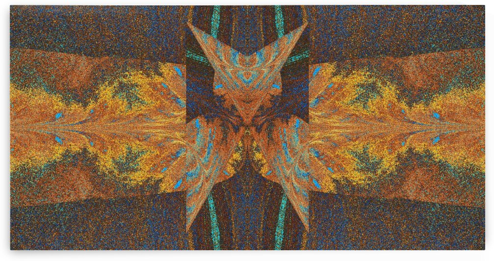 Strange Butterfly 44 by Sherrie Larch