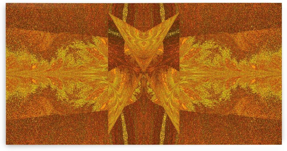 Strange Butterfly 45 by Sherrie Larch