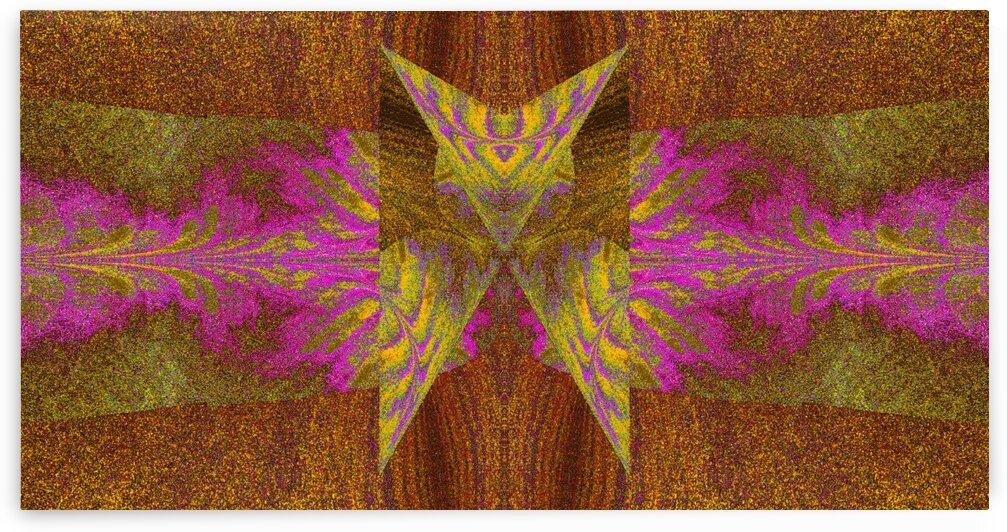 Strange Butterfly 47 by Sherrie Larch
