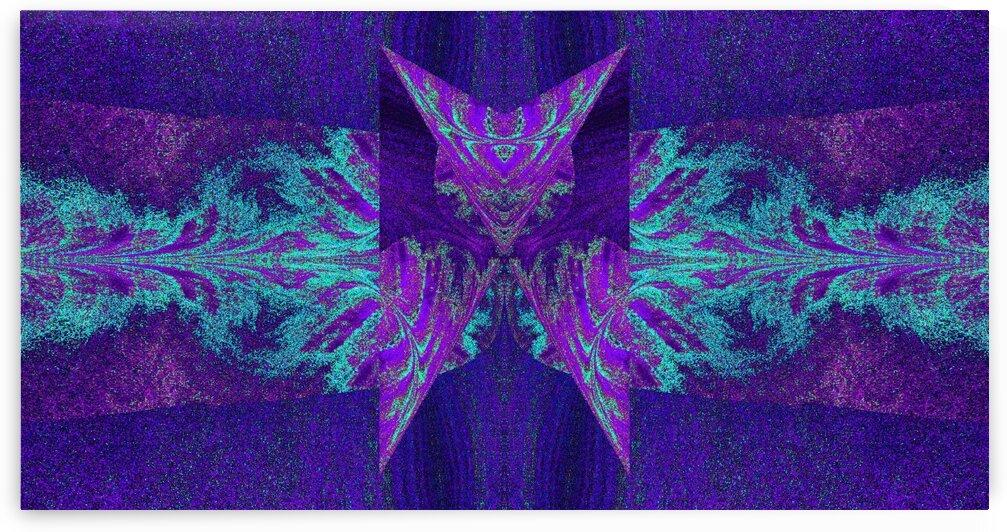 Strange Butterfly 48 by Sherrie Larch