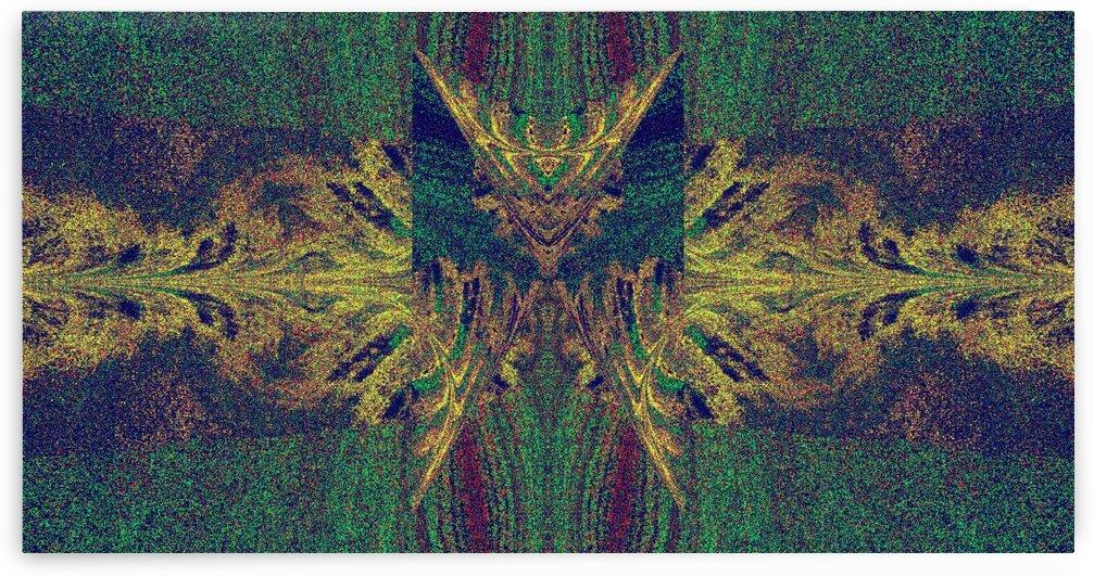 Strange Butterfly 50 by Sherrie Larch