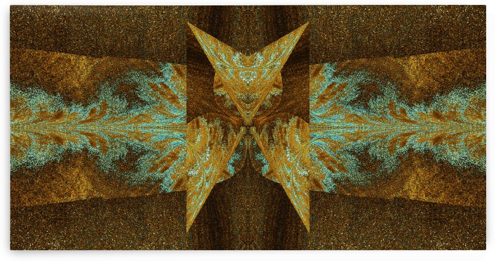 Strange Butterfly 54 by Sherrie Larch