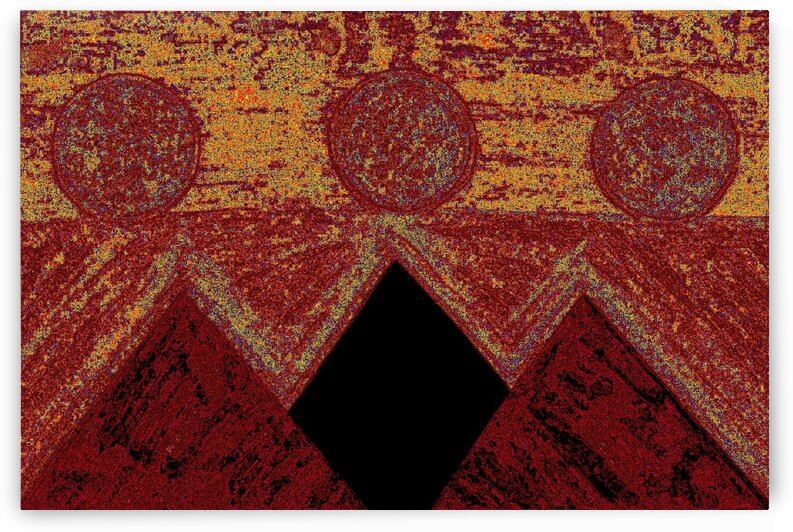 Pyramids Of Other Worlds In Golden Dawn 2 by Sherrie Larch