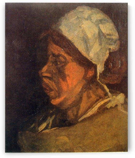 Peasant3 by Van Gogh by Van Gogh
