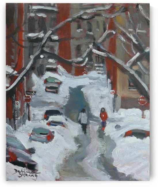 McGill Ghetto by Darlene Young