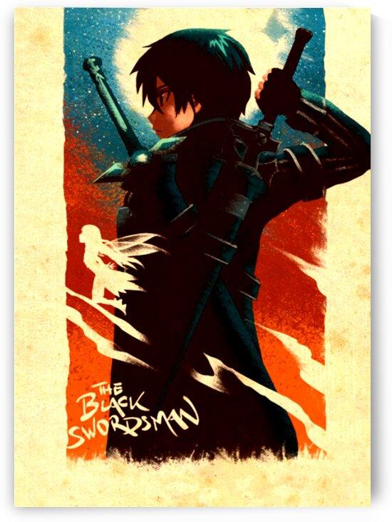 Kirito SWORD ART ONLINE by Creative Art