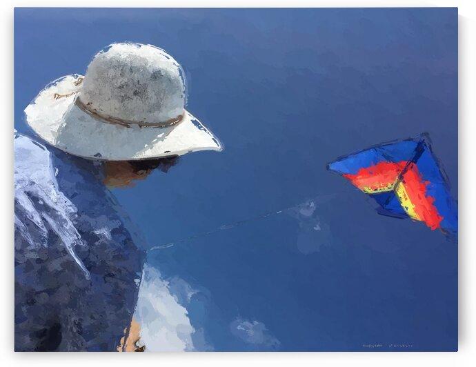 Kiting p by Brian Fang