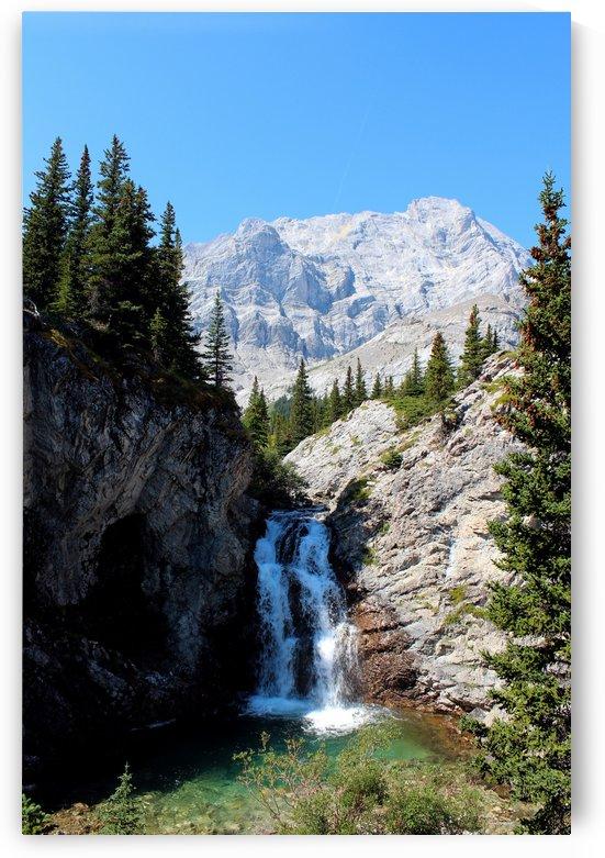 Edworthy Falls by Jody Majko