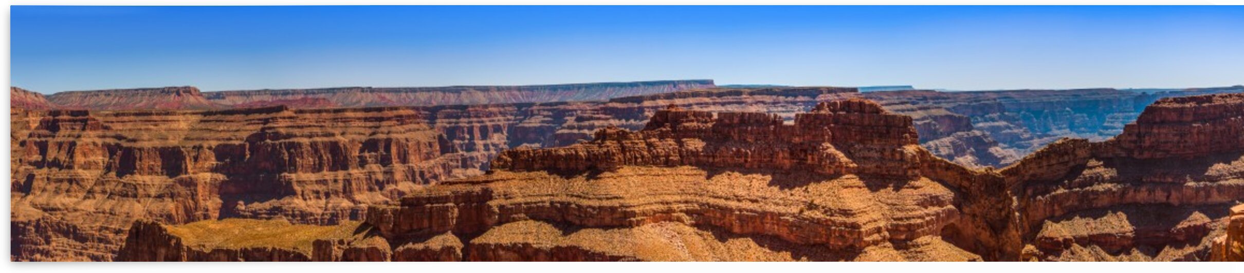 Grand Canyon Panorama Landscape Very Large by Bobby Twilley Jr