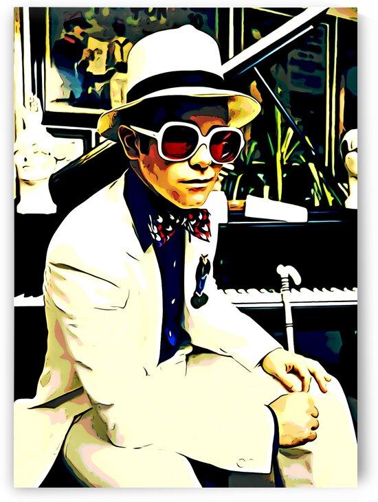 Elton_John_11 by Adhi Budi