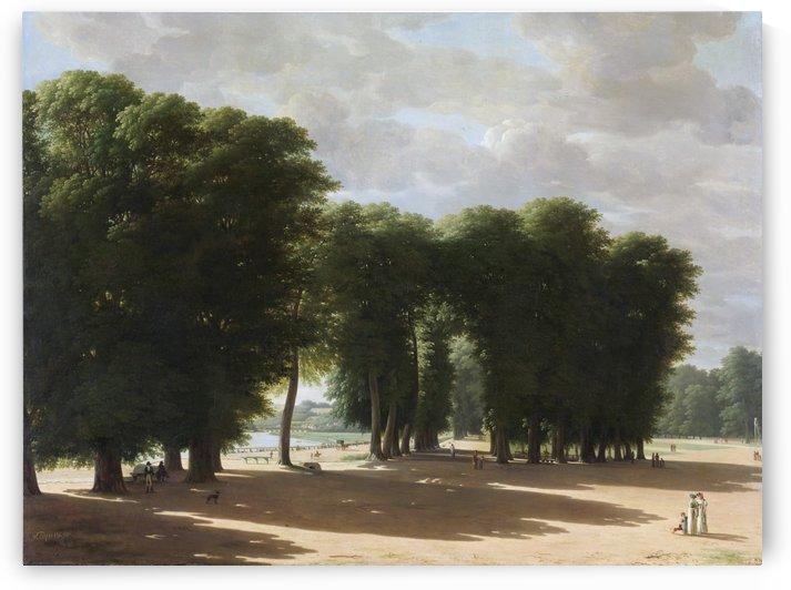 Park view by Pieter Rudolph Kleijn