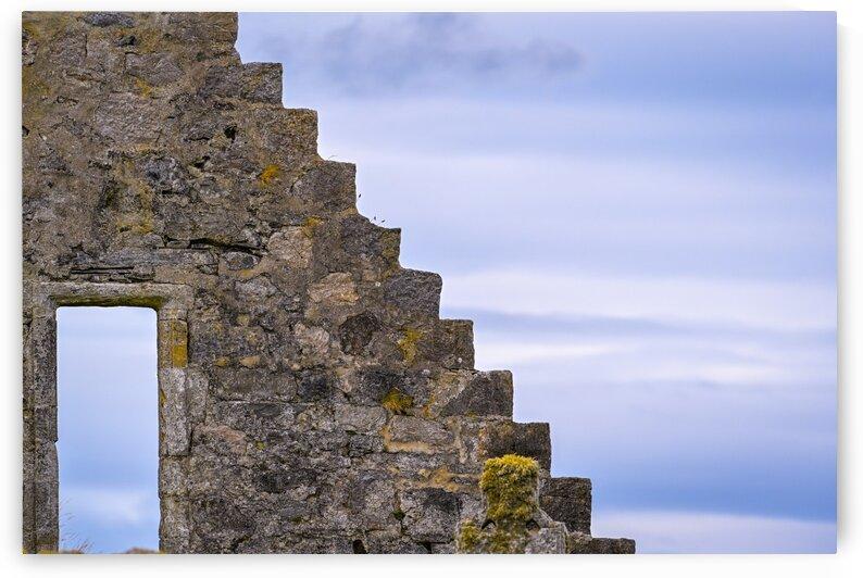 Stairs to the Sky  by Pete bird - StrangeWorkz