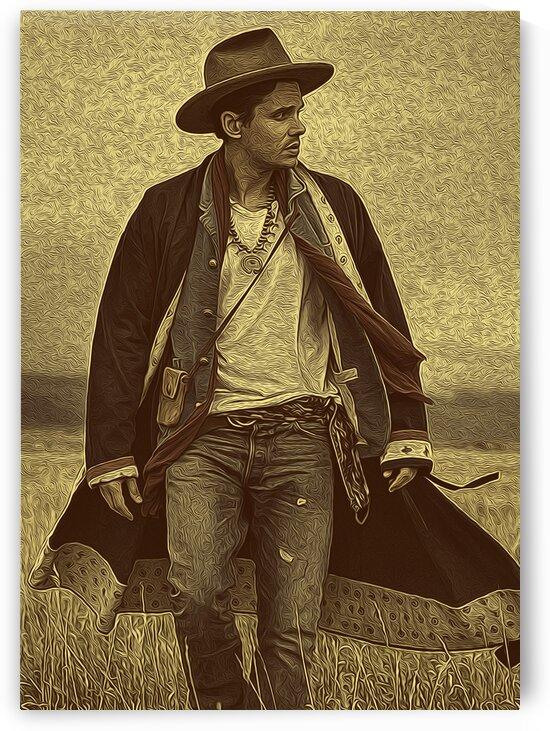 John Mayer Vintage Photo Art 20 by RANGGA OZI