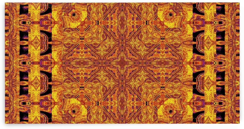 Gold Of Persia 3 by Sherrie Larch